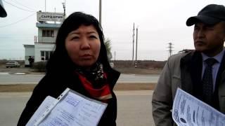 Инспектора отдела пассажирского транспорта Кзыл Орды без удостоверений Кзыл Орда и её госслужба