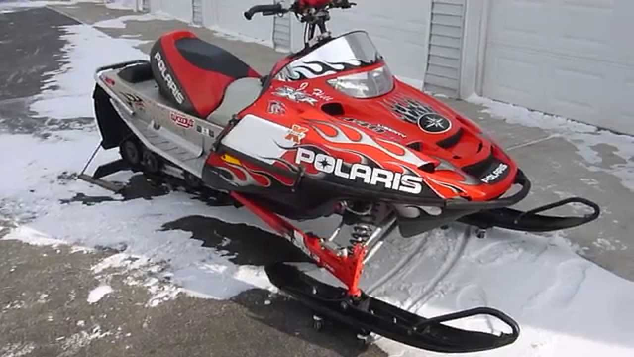 2004 Polaris Pro XR 440 XR440 Race Sled For Sale, Parts Only Not Whole Sled