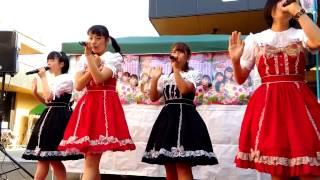 2017年04月30日 愛媛県松山市の海響市場での2回目ライブ 曲名:忘れないで.