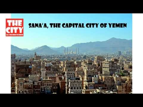 SANAA, The capital city of YEMEN