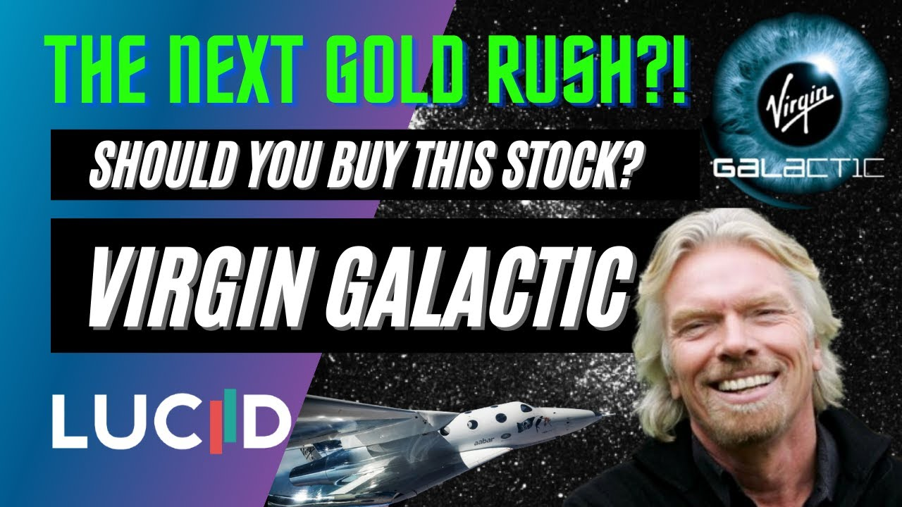 SHOULD YOU BUY VIRGIN GALACTIC STOCK?! MUST WATCH NOW!! IMPORTANT!! | Should You Buy This Stock Ep.2