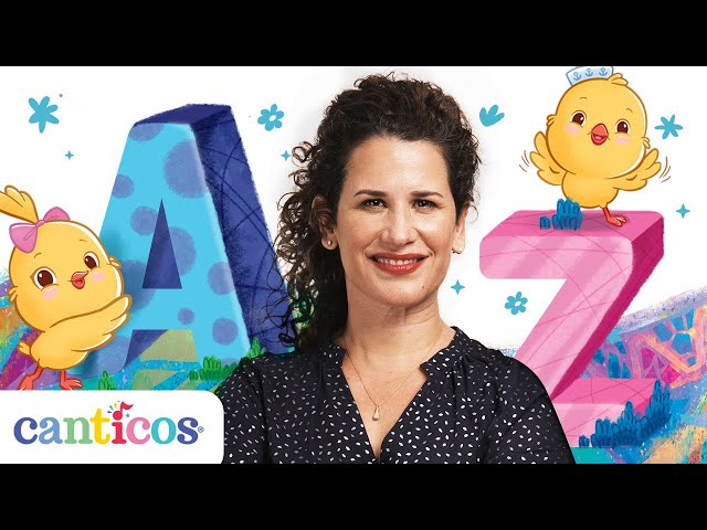 Canticos |  Bilingual Firsts: A to Z Book | Reading with author and illustrator Susie Jaramillo