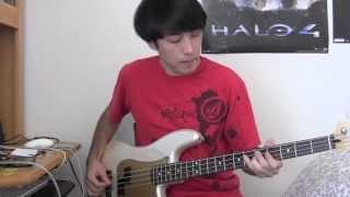 Yellowcard - Ocean Avenue Bass Cover (With Tab)