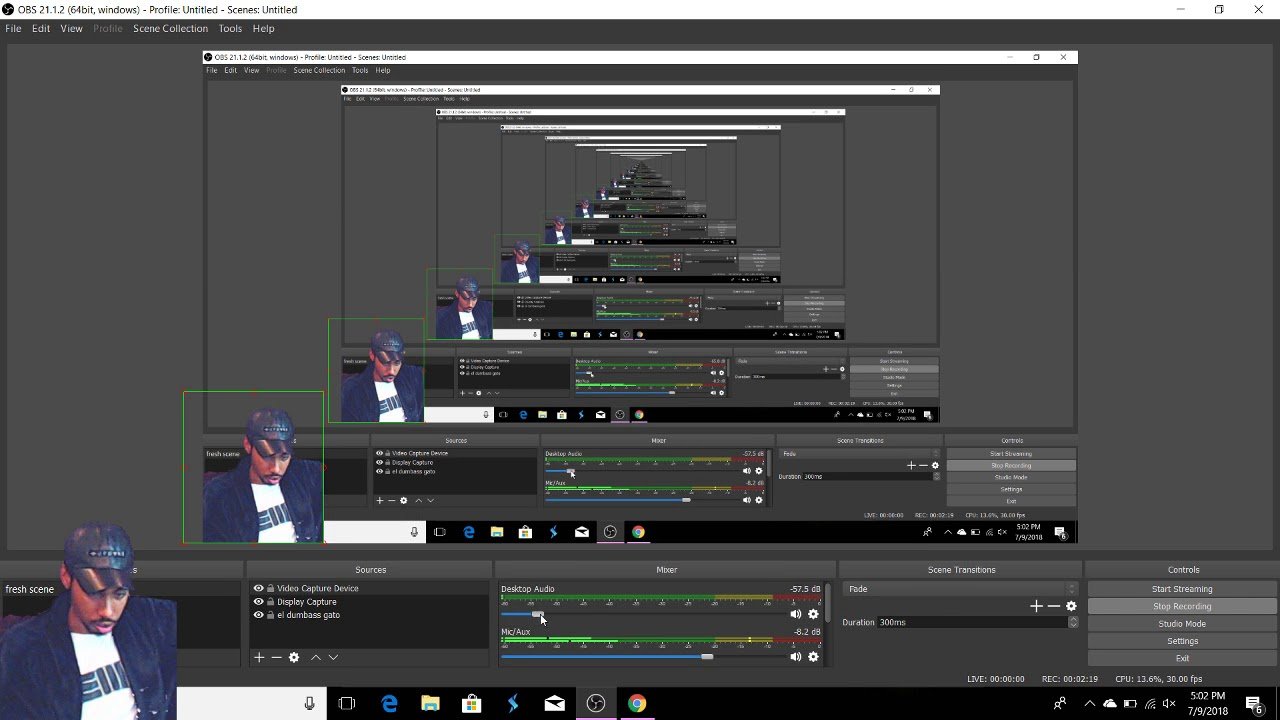 Capture Microphone Audio In OBS (Audio not working) Fix