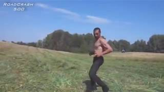 Сельский тракторист песня, юмор, угар.(Video by RoadCrash500., 2013-10-30T22:39:25.000Z)