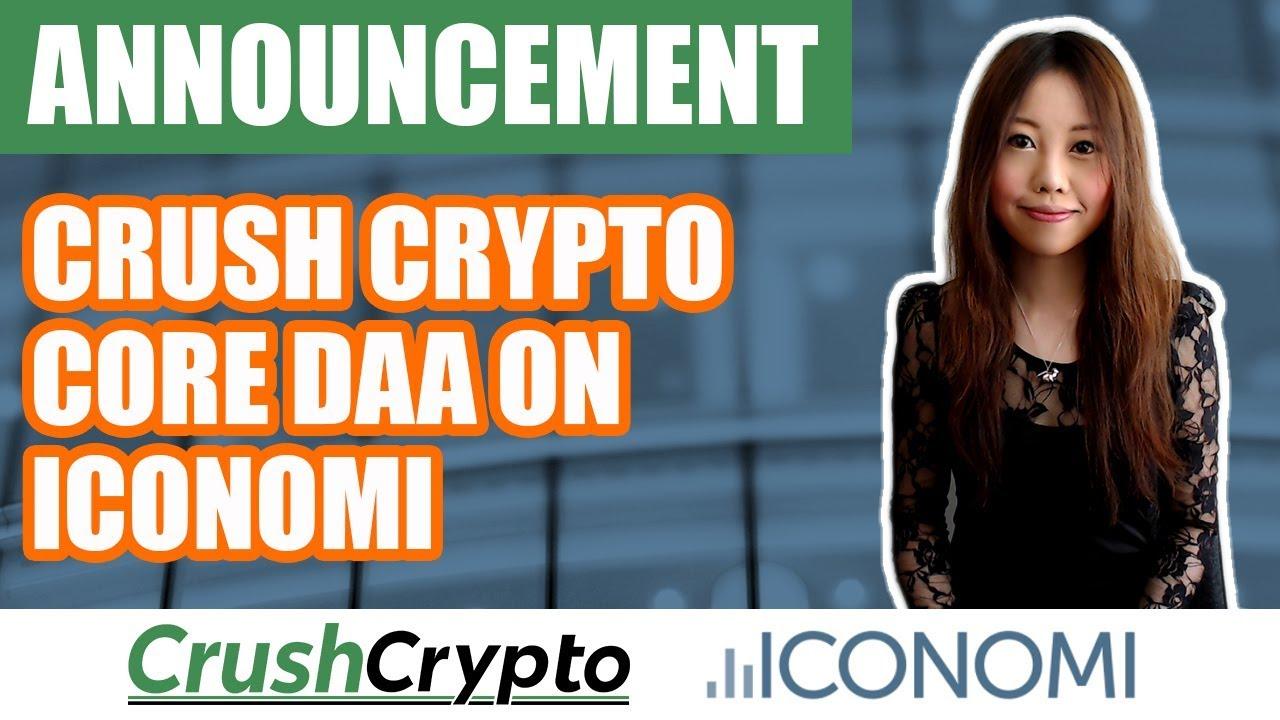 announcement crypto