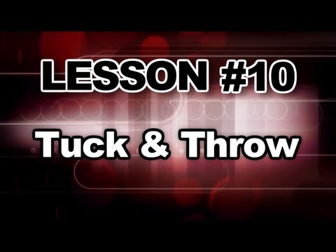 Pool Lessons & Billiards Instruction - How to Tuck & Throw - Terry Bell Master Class #10
