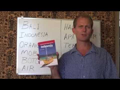 Speak Indonesian: Introduction (Language & Travel Guide)