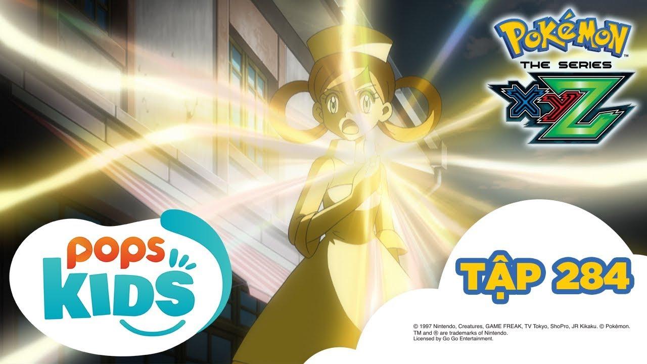 [S19 XYZ] Pokémon Tập 284 - Tabune Mega vs Giga Giga Nyasu!! - Hoạt Hình Pokémon Tiếng Việt   Thông Tin về pokemon tap 284