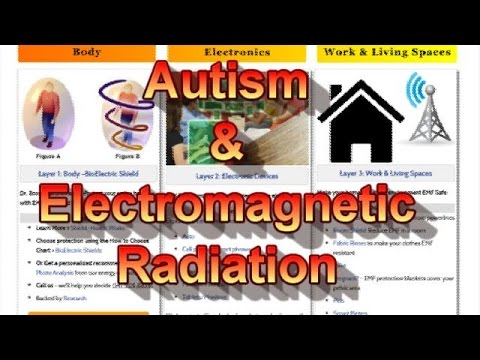 Autism And ElectroMagnetic Radiation: How To Protect Yourself From Hidden EMF DangersEMF Dangers