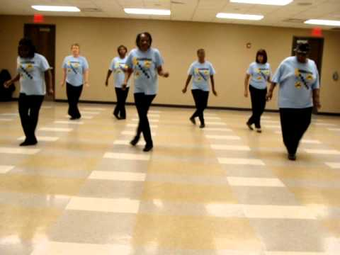 Rock This Party (Everybody Dance Now) Line Dance