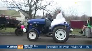 Найгучніше весілля року пройшло у Вінниці