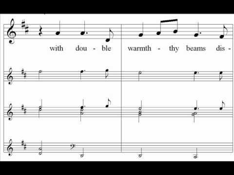 Handel - Birthday Ode for Queen Anne - Eternal source of light divine