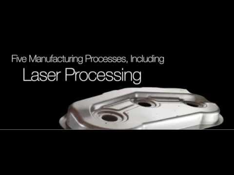 3-Dimensional Services - Extrusion & Laser Processing