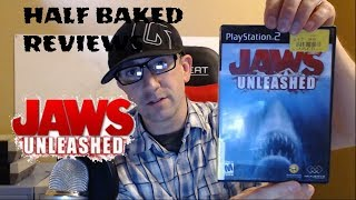 Half Baked Reviews - Jaws Unleashed (PS2)