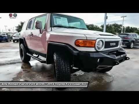2014 Toyota FJ Cruiser Ft. Worth Tx, Arlington TX, Grapevine TX U179263