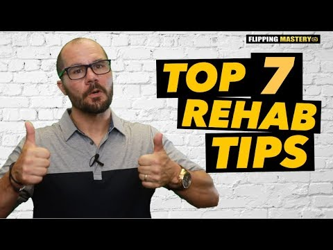 How To Rehab Your First House