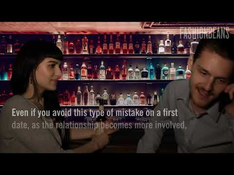Dating Mistakes That Men Always Make
