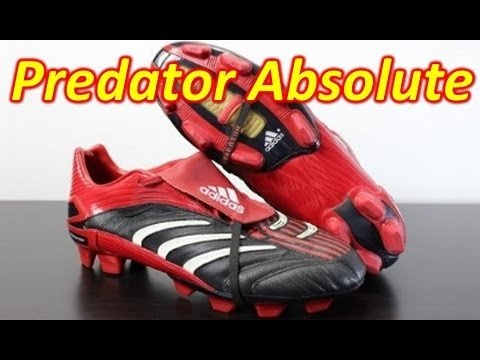 7bde74ea6730 Adidas Predator Absolute - Retro Unboxing + On Feet - YouTube