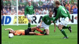 Roy Keane vs Holland 2001 Home
