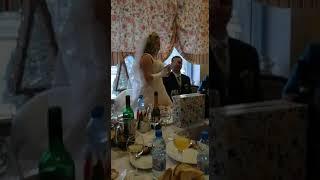 Наша свадьба и юбилей жениха.Волжский.2017