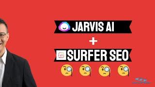 2021 #Jarvis + Surfer SEO combinado para crear contenido con palabras clave preferidas para Goo...
