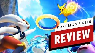 Pokemon Unite Review (Video Game Video Review)