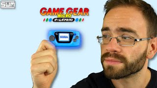 The Game Gear Micro Is Finally Here