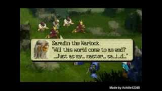 Ogre Battle 64 Zenobians deaths and Destin endings