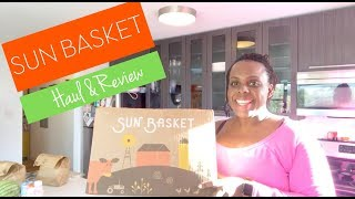 Healthy Eating Made Easy: Sun Basket Review and Haul