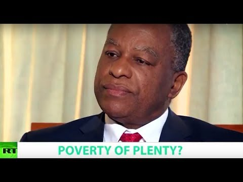 POVERTY OF PLENTY? Ft. Geoffrey Onyeama, Nigerian Minister of Foreign Affairs