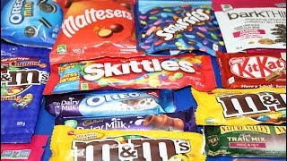 Some Lot's of Candies and Cadbury Dairy Milk