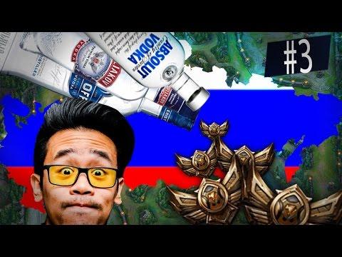 Amumu jungle full AP en ranked BRONZE RUSSE !