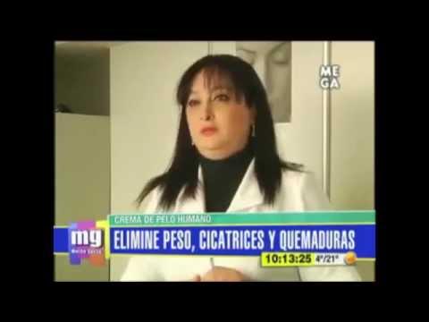 """Marro Organics® Aplicación en Vivo en el matinal """"Mucho Gusto"""" de Megavisión"""