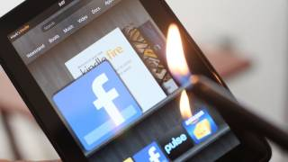 Unboxing: New Kindle Fire