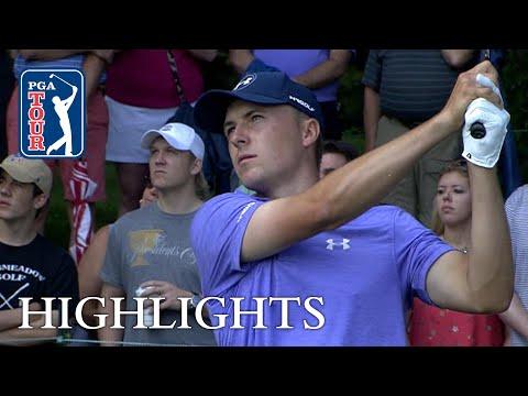 Jordan Spieth extended highlights | Round 2 | Travelers
