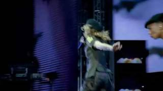 MADONNA AMERICAN LIFE RE INVENTION TOUR HQ