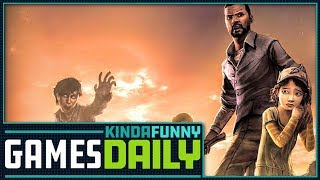 Goodbye, Telltale Games - Kinda Funny Games Daily 09.24.18