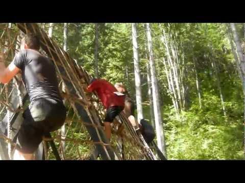Warrior Dash Portland Oregon 2012 Video #5