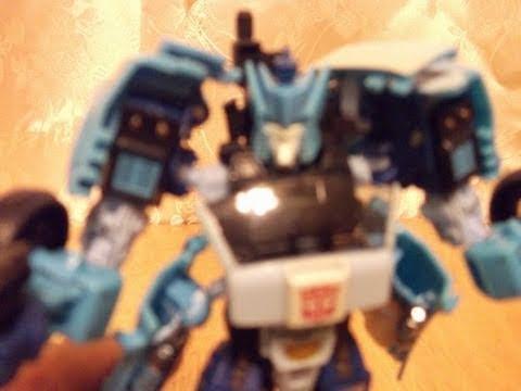Blurr: Transformers Generations Figure Review