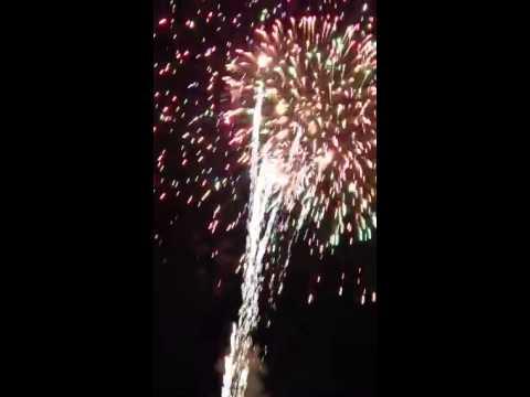 Ruby SC Fireworks 2014