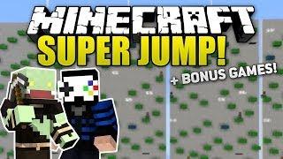 BONUS Wettkampf! mit GermanLetsPlay - Minecraft SUPER JUMP! | ungespielt