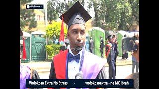 Dr. HAMZA SSEBUNYA_kyaddaki Makerere emutikidde Degree mu busawo, Rema musanyufu_MC IBRAH