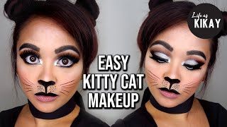 easy kitty makeup