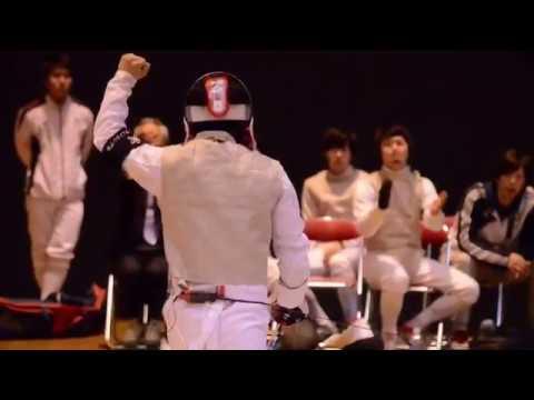 【近畿大学】フェンシング部2018