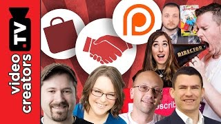 How to Promote Merch, Sponsors, and Patreon to your YouTube Audience [VE S2 Ep. 11]