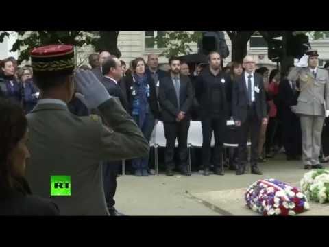 Hommage associatif aux victimes du terrorisme (Direct du 19.09.16)