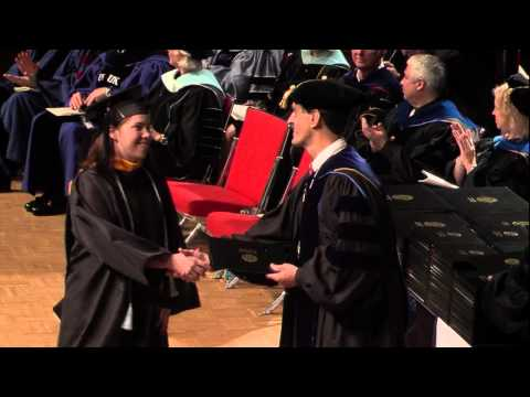Lee University Graduation - Commencement Summer 2012