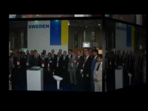 Sweden @ India Telecom 2009