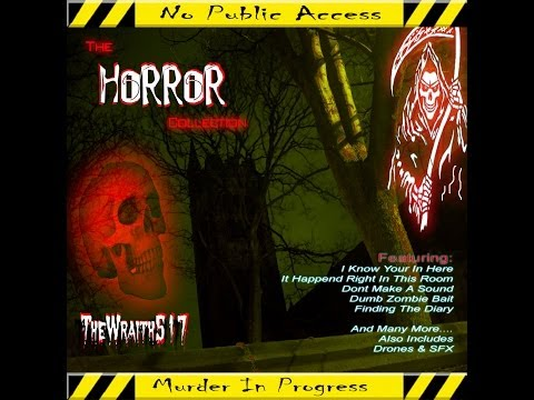 70 Minutes Of Horror Music & Sound Effects (Full CD Album)